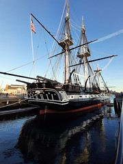 USS Constitution ship (angelinas) Tags: