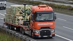 D - Fehrenkötter Renault Range T Highsleeper (BonsaiTruck) Tags: fehrenkötter renault range lkw lastwagen lastzug truck trucks lorry lorries camion caminhoes