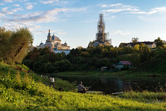Torzhok (gubanov77) Tags: torzhok russia tvertsariver travelphotography river city cityscape landscape nature monastery church fishing people nationalgeographic national