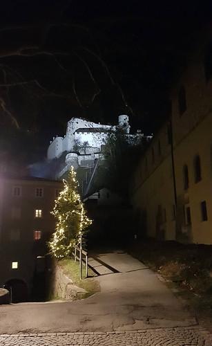 Festung vom Nonnberg