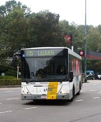 4540 315 (brossel 8260) Tags: belgique bus delijn brabant