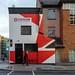 A COLOURFUL BUILDING ON DORSET STREET - GRANBY ROW  [EVERCAM]-158660
