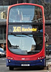 "X41 ACCRINGTON TO MANCHESTER == USB POWER......FREE WIFI.....""BUS DEPOT OF THE YEAR"" (rossendale2016) Tags: transdev blazefield million hall town borough concentrating uncaring step backward europe england northern lancashire tickets money drivers driver workers work schools children favourite redbus transport walk walking voters councillors centre centred area all for station new rawtenstall petition tax poll caring council pedestrians retired pass bus paying fare passengers abandoned free wifi usb hyndburn rossendale towns villages off cut express red 2020 january axed accrington bareden haslingden helmshore edenfield ramsbottom whitefield prestwich manchester x41"