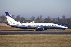 HZ-ATR_Boeing737-900ERBBJ_Al-AtheerAviation_LTN_Img01 (Tony Osborne - Rotorfocus) Tags: boeing business jet bbj 737 737900er alatheer aviation saudi arabia london luton airport 2019 eggw ltn