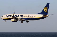 EI-EXF_03 (GH@BHD) Tags: eiexf boeing 7378as ryanair arrecifeairport lanzarote 737 738 737800 b737 b738 fr ryr ace gcrr arrecife aircraft aviation airliner