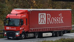 RO - Rossik Renault Range T (BonsaiTruck) Tags: rossik renault range lkw lastwagen lastzug truck trucks lorry lorries camion caminhoes