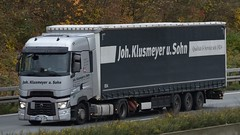 D - Joh. Klusmeyer u. Sohn Renault Range T Highsleeper (BonsaiTruck) Tags: klusmeyer sohn renault range highsleeper lkw lastwagen lastzug truck trucks lorry lorries camion caminhoes