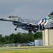 F-16 349Sqn Gear Up