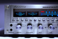 Marantz 2285B Stereo Receiver (oldsansui) Tags: 1977 1970 seventies 1970s classic marantz stereo receiver amp tuner retro vintage sound hifi design old radio music audiophile analog 70erjahre closeup