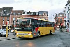 A 610130 CONFORTO (brossel 8260) Tags: belgique bus prives tec brabant wallon cardonadeltenre