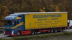 D - WMG Wolfgang Matthiessen Volvo FH GL04 (BonsaiTruck) Tags: wmg wolfgang mathiessen volvo lkw lastwagen lastzug truck trucks lorry lorries camion caminhoes