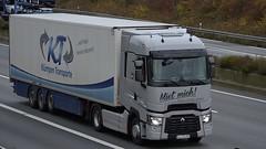 D - KT Klümpen Transporte Renault Range T Highsleeper (BonsaiTruck) Tags: klümpen renault range highsleeper lkw lastwagen lastzug truck trucks lorry lorries camion caminhoes