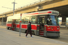 Farewell to the CLRV Streetcar (December 28, 2019) (wyliepoon) Tags: light toronto downtown trolley ttc tram rail transit streetcar lrt street loop canadian exhibition cne national vehicle bathurst retirement clrv