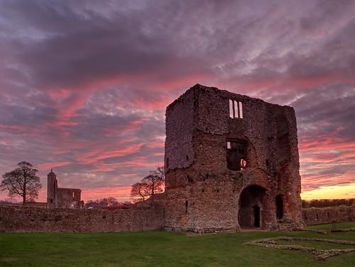 20191229 O5294905afbrex Baconsthorpe Castle