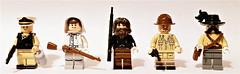 Updated Minifigure Figbarf (brickhistorian) Tags: lego legos brick bricks build minifig minifigure military history ww2 wwii custom customs