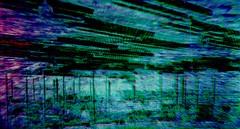 as hostile as iv (fibreman) Tags: netartii digital art manipulation composite psychedelic lofi artefacts manchester artist psp uk distorted colour ambient abstract 3d lysergic trippy druggy lsd dmt autism sensory creative abstractart digitalart