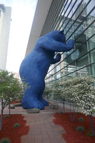 Denver - Big Blue Bear