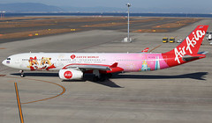Thai Air Asia X A330-300 HS-XTD departing NGO/RJGG (Jaws300) Tags: airasia canon6d specialcolours specialcolors specialcs specialpaintjob specialpaintscheme nagoyachubucentrairairport chubucentrairairport chubucentrair centrairairport rollsroyce runway asia japan nagoya ngo rjgg canon 5d airways international airport air airlines observation deck eos thai x hsxtd thaiairasiax departing thaiairasia airasiax lotteworld special cs colors colours paintjob paint scheme lotte world lowcost lcc airbus a330 a333 a330300 pinkbus low cost carrier express wing expresswing tax xj rr trent 772b rolls royce rrtrent trent700 rrtrent700 pink c lowcostcarrier chubu centrair