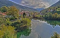 Tolmin Slovenia 20191012_101927 (JKIESECKER) Tags: rivers tolmin slovenia dams hydropower water peopleandnature