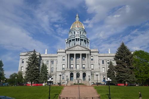 Denver - Colorado State Capitol