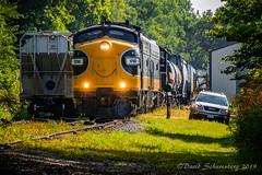 The Last Assignment (dscharen) Tags: funits fp9s gp20 illinois kjry keokukjunction mapleton trains streamliners pioneerrailcorp keokukjunctionrailway centralillinois