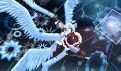 Birds in the storm (kyoka jun) Tags: eve ridiludifool irrisistible japonica2019 winter kimono ses steampunksantamum propelling gears secondlife sl secondlifefashion secondlifeblog じゃぽにか 和物市 セカンドライフ セカンドライフブログ セカンドライフファッション omo