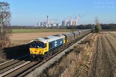 d39014 (15c.co.uk) Tags: class66 66789 drax biomass gbrf gbrailfreight