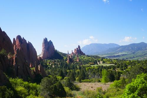 Colorado Springs - Garden of the Gods