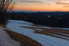 Hill Town Sunset (fotofish64) Tags: sunset sundown albanycounty hilltowns rural snow winter landscape winterlandscape mountains catskillmountains catskills color capitaldistrict newyork pentax pentaxart nature kmount k70 hdpentaxda1685mmlens