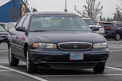 2000 Buick Century (mlokren) Tags: explored explore 2019 car spotting photo photography photos pic picture pics pictures pacific northwest pnw pacnw oregon usa vehicle vehicles vehicular automobile automobiles automotive transportation outdoor outdoors gm general motors 2000 buick century blue sedan