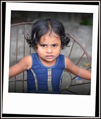 Fillette du village de pecheurs de Jaffna au Sri Lanka (scoubidou13) Tags: portrait enfant srilanka fillette