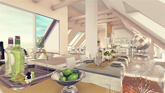 Tommy - Dining Room by Next Door Decor (christinecoreay) Tags: dining diningroom secondlife second life sldecor house home furniture