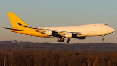 N416MC Polar Air Cargo Boeing 747-47UF (-TK PHOTOGRAPHY-) Tags: n416mc polar air cargo boeing cologne bonn airport planespotter canon 7d sunset landing aviation photography flickr awesome 747