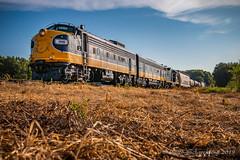 Countdown To The End (dscharen) Tags: funits fp9s gp20 illinois kjry keokukjunction mapleton trains streamliners pioneerrailcorp keokukjunctionrailway centralillinois