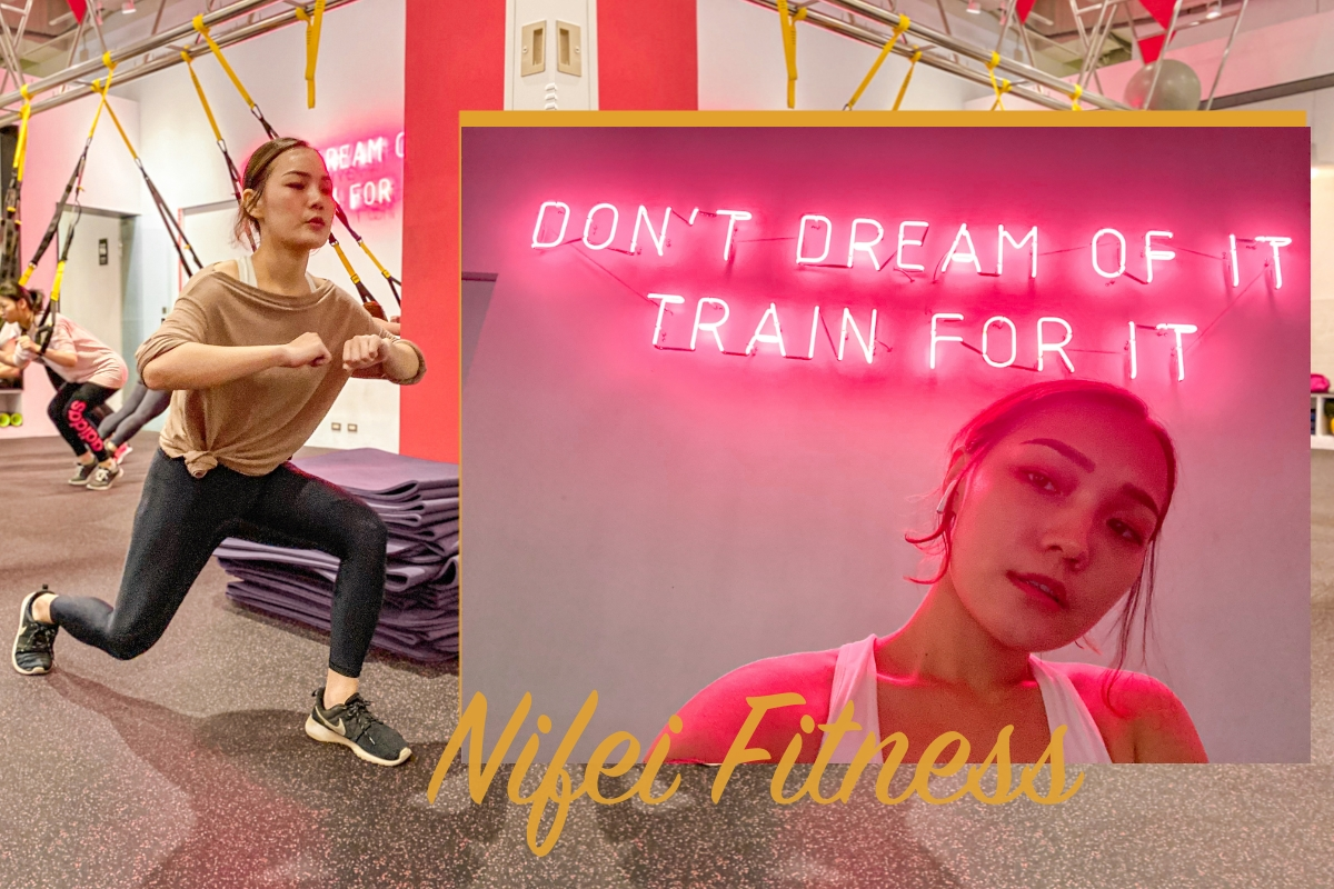 內湖健身房推薦。妮飛內湖健身空間Nifei Fitness|燃脂肌耐力課程