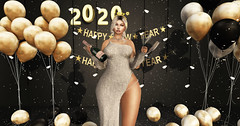 ♥ Happy New Year 2020 ♥ (Tit Ange) Tags: