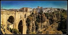 Ronda_Andalucía_Panorama_ES (ferdahejl) Tags: ronda andalucía panorama es