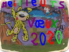 VŒUX 2020 (marsupilami92) Tags: france frankreich îledefrance 92 hautsdeseine vœux 2020 marsupilami yourbestoftoday