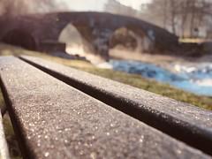 Fondre sous le soleil (Jonathan LTX) Tags: ascain bokeh pays basque matin rivière
