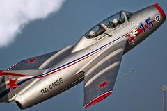 МиГ-15УТИ / MiG-15UTI (FoxbatMan) Tags: с наступающим друзья новым годом мира вам и вашим близким happy new year friends peace you your families миг15ути mig15uti макс2019 макs2019 вкс ввс airforce миг