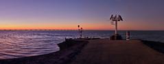 Pano havenhoofd (Photodoos) Tags: zierikzee oosterschelde zeeland zeelandbrug netherlands coast water sunrise canonnl