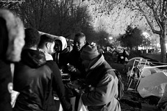 """Ghost Children Place 43"" (TBWLC Photography) Tags: fdrouet tbwlc street nb bw monochrome slum bidonville campdemigrants migrantcamp nikon d610 aubervilliers réfugiés refugees"