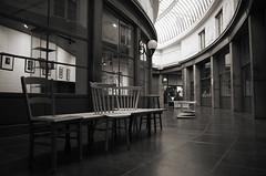 Palanquins (Atreides59) Tags: bruxelles brussel brussels belgium belgique chaises chairs urban urbain black white monochrome bw blackandwhite noir blanc nb noiretblanc pentax k30 k 30 pentaxart atreides atreides59 cedriclafrance