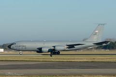 USAF, Boeing KC-135T (58-0050), 91st ARS/6th AMW (mattmckie98) Tags: aircraft aviation airforce usaf us military mildenhall kc135 stratotanker tanker nikon
