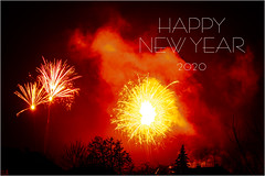 HAPPY NEW YEAR 2020 (robert.pechmann) Tags: happy new year 2020 prosit neujahr