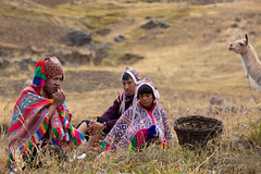 Peruvian shaman in the Andes (feijeriemersma) Tags: peru andes southamerica inca people nature shaman ceremony religion pachamama pacha mama indeginous indigenous