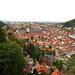 View over Heidelberg from Schloss
