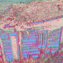 places that fall apart iii (fibreman) Tags: digital art manipulation composite psychedelic lofi artefacts manchester artist psp uk distorted colour ambient abstract 3d lysergic trippy druggy lsd dmt autism sensory creative abstractart digitalart