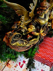 Peace and Goodwill (clarkcg photography) Tags: present gift peace goodwill angel tree crazytuesday