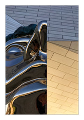 Le Nez (Jean-Louis DUMAS) Tags: bordeaux architecture art architecte architect architectural architecturale artistic abstract abstrait square artistique artist artiste arts statue aquitaine nouvelleaquitaine reflets reflection abstraction